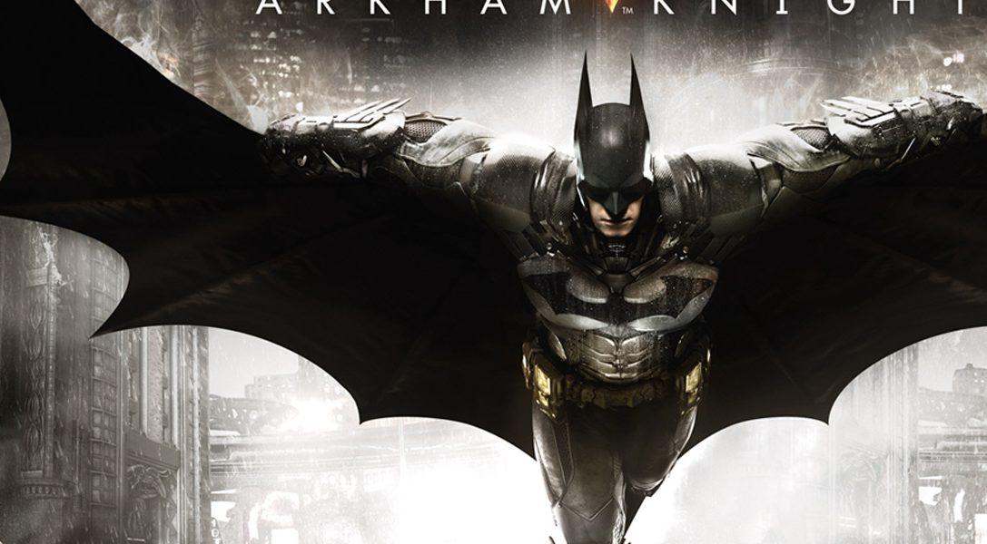 Batman: Arkham Knight in arrivo su PS4 nel 2014