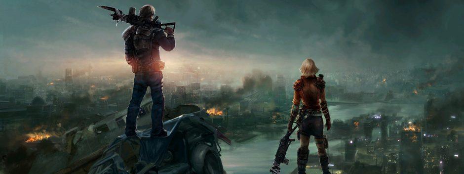 Dead Nation arriva su PS Vita questa settimana