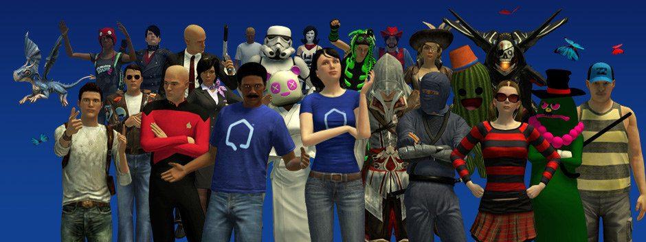 Aggiornamento PlayStation®Home: palestra personale per tutti
