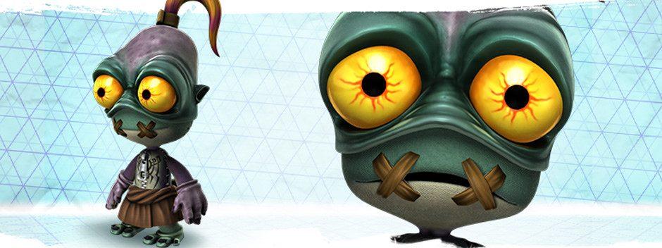 Aggiornamento LittleBigPlanet: il DLC di Oddworld in arrivo questa settimana