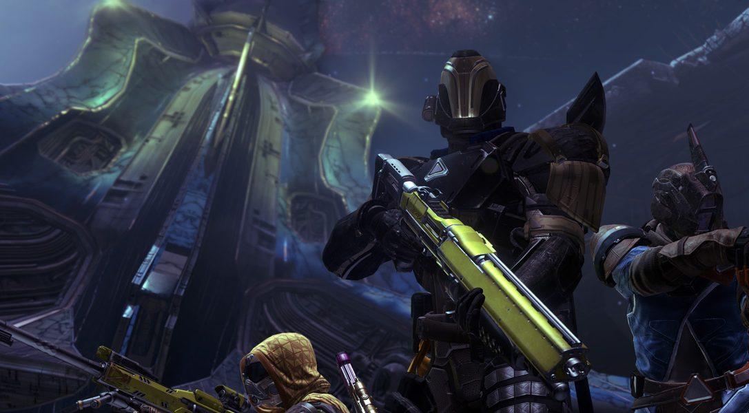 Il nuovo trailer di Destiny e la modalità cooperativa