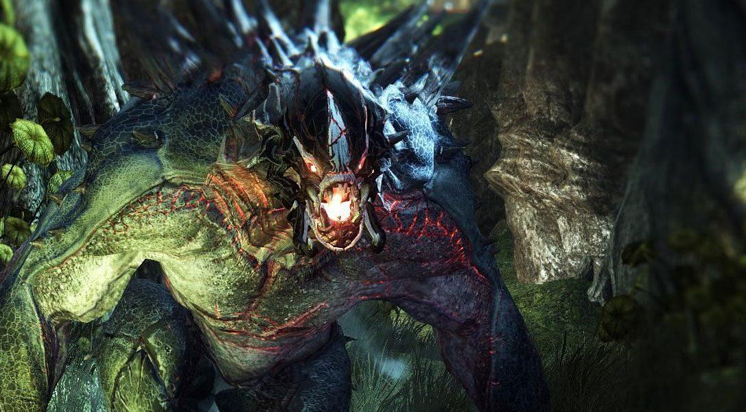 Il nuovo trailer interattivo di Evolve mostra il multiplayer 4 vs 1