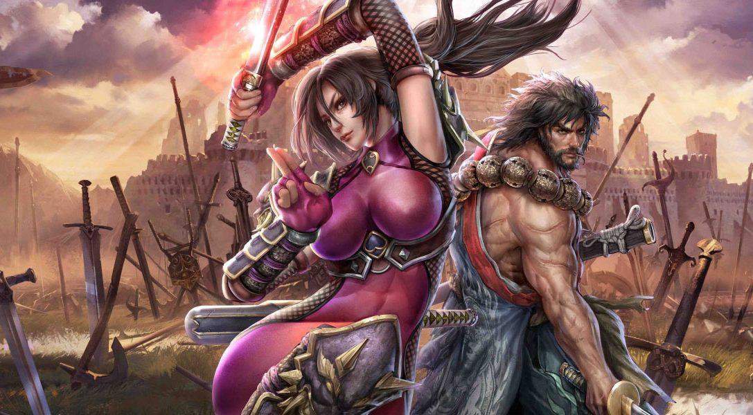Soulcalibur: Lost Swords in arrivo su PlayStation 3 domani