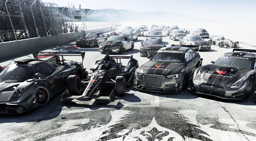 GRID: Autosport in arrivo su PS3 a giugno
