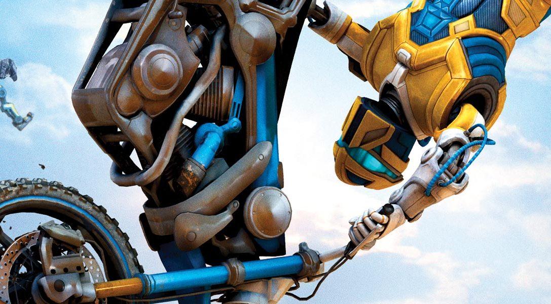 Trials Fusion disponibile ora per PS4