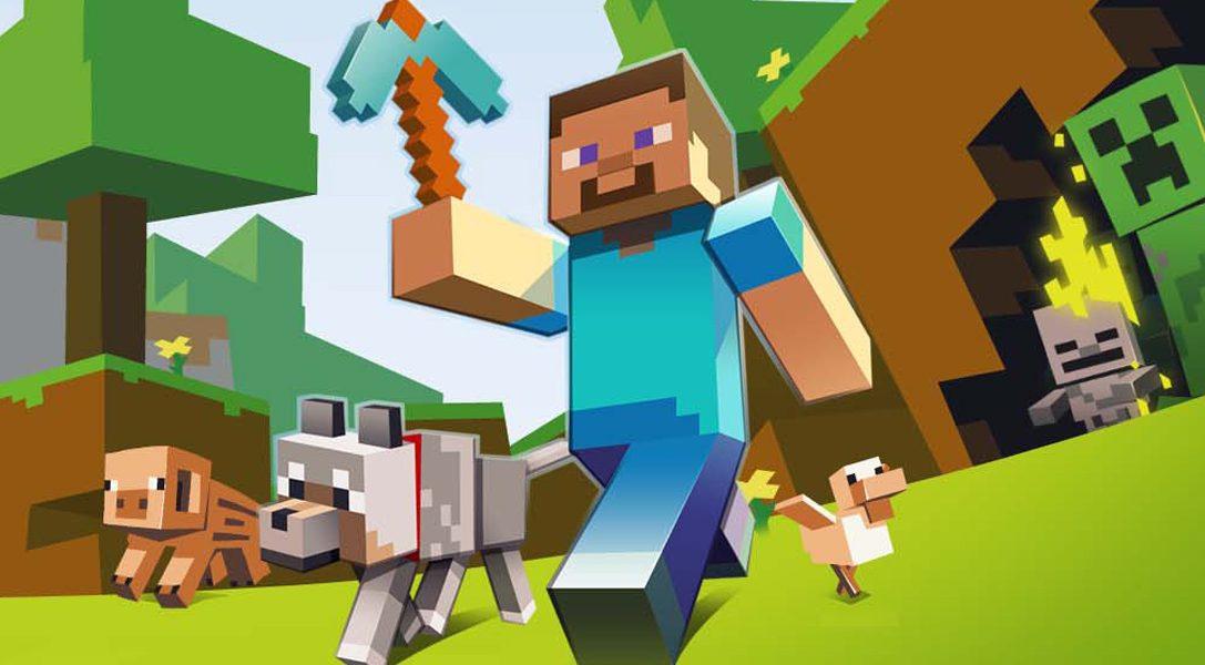 Minecraft: PlayStation 3 Edition uscirà nella versione con disco il prossimo mese!