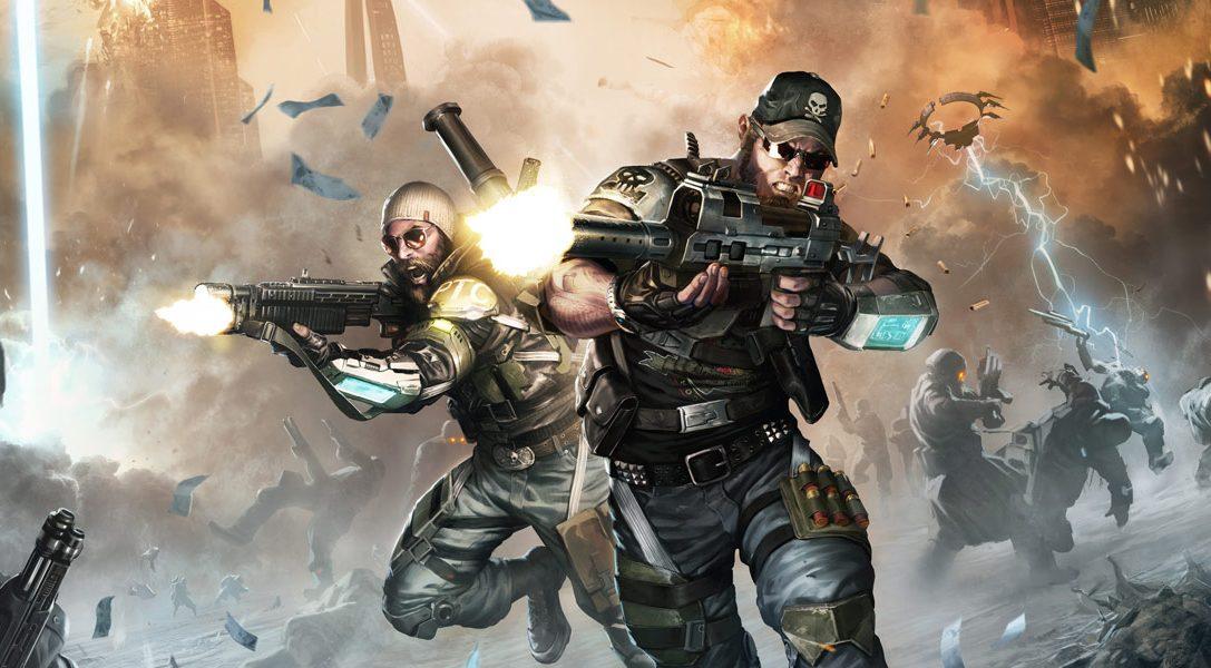 La Zona bot di Killzone: Mercenary debutta su PS Vita