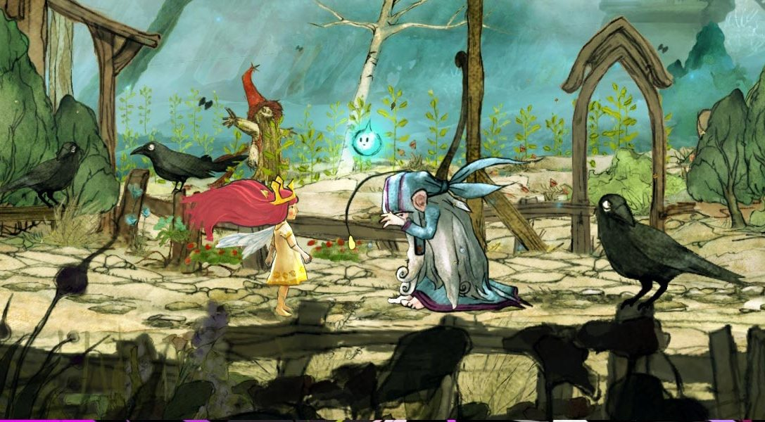 Aggiornamento PlayStation Store: Child of Light, Daylight, Demon Gaze,