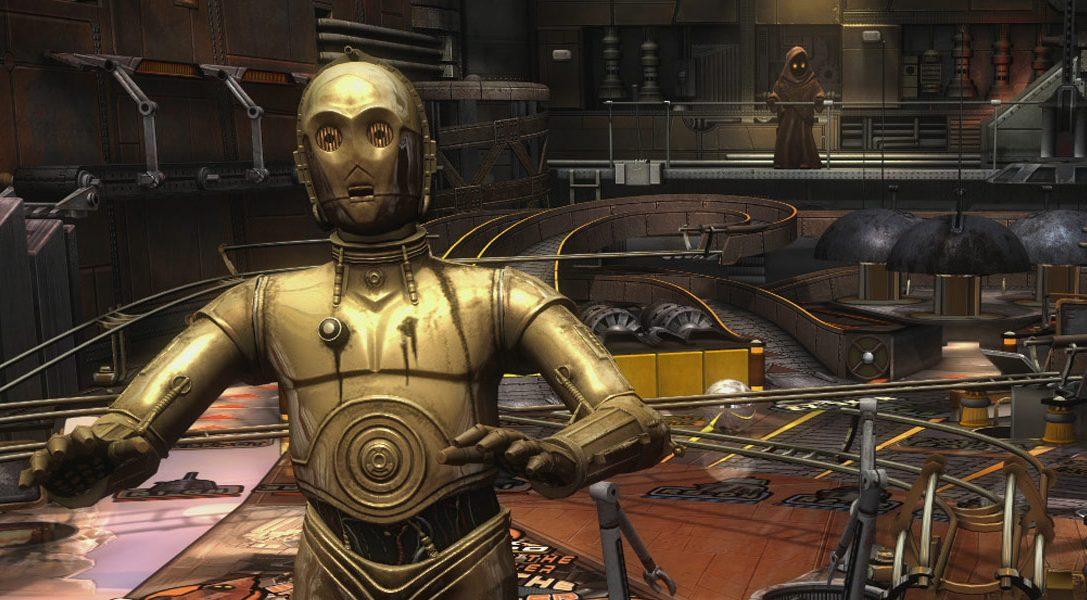 I tavoli di R2-D2 e C-3PO in arrivo presto su Star Wars Pinball