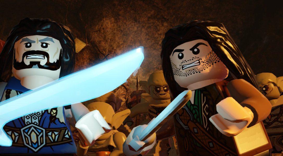 Aggiornamento PlayStation Store: LEGO The Hobbit, Football Manager Classic e altro
