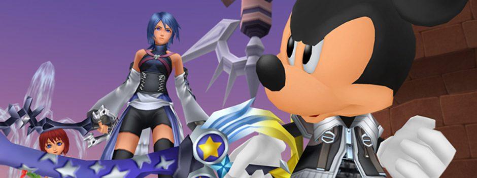 Kingdom Hearts HD 2.5 ReMIX: la data d'uscita e il trailer dell'E3!