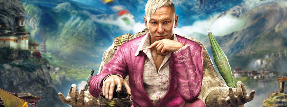 Far Cry 4 arriva a novembre su PS4 e PS3