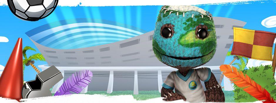 La febbre del calcio colpisce LittleBigPlanet