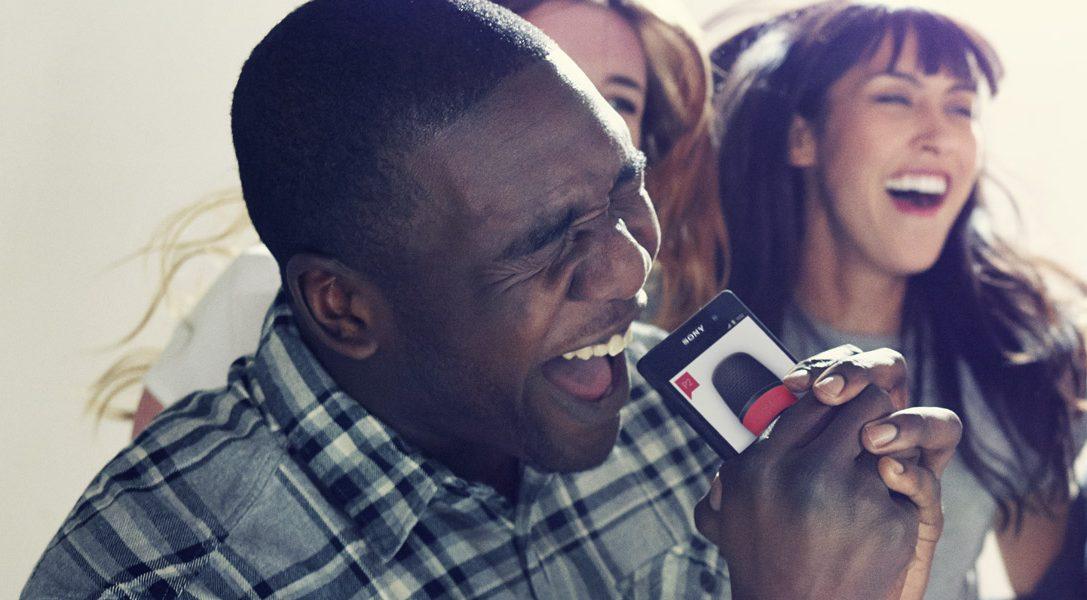 SingStar sta arrivando su PS4 con una app gratuita che trasforma il tuo smartphone in microfono