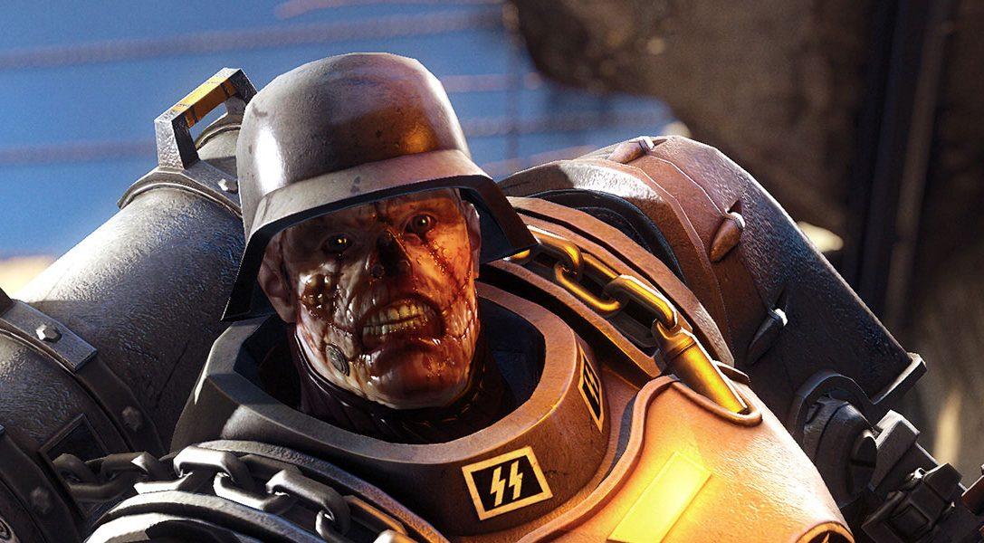 Aggiornamento PlayStation Store: Wolfenstein, Transistor, Drakengard 3 e altro!