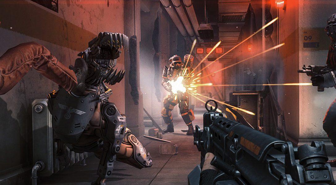 La storia di Wolfenstein continua questa settimana su PS3 e PS4