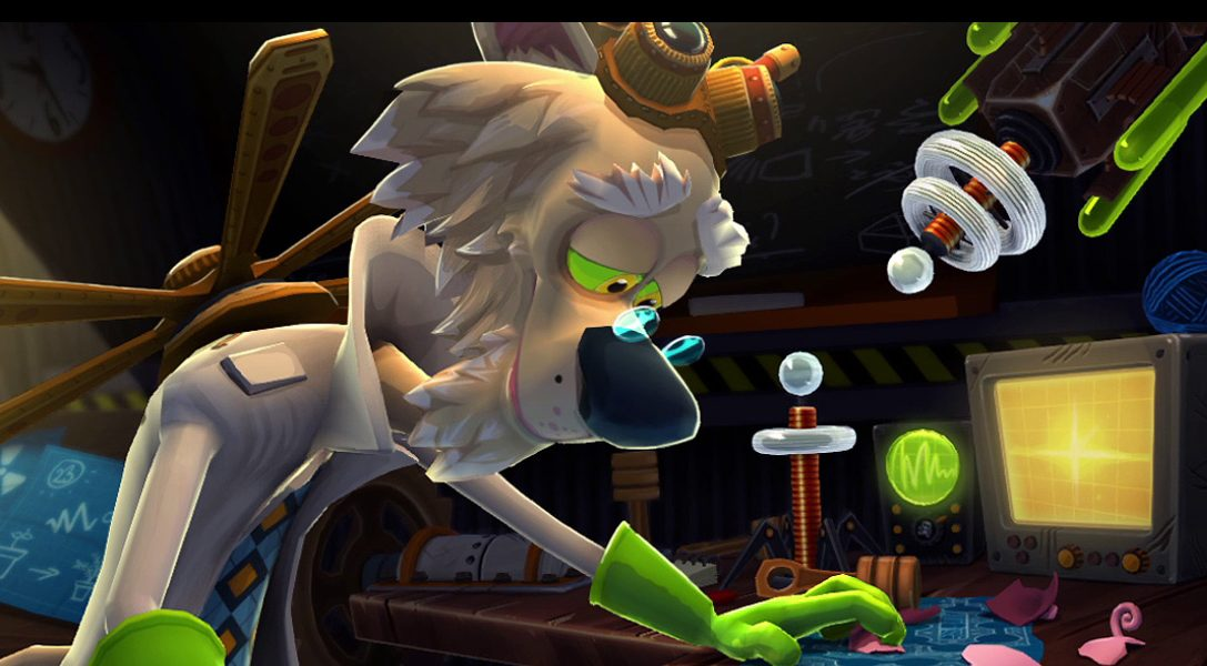 Il gameplay di MouseCraft per PS Vita spiegato in un nuovo trailer