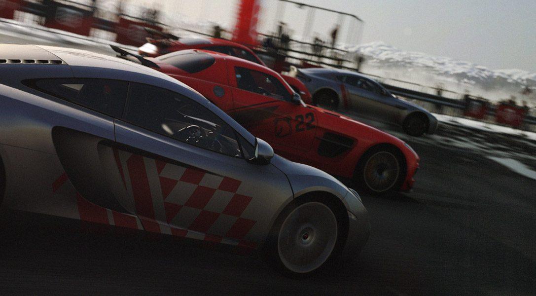 Cosa include la DRIVECLUB PlayStation Plus Edition? La risposta nell'esclusivo video in italiano! AGGIORNATO