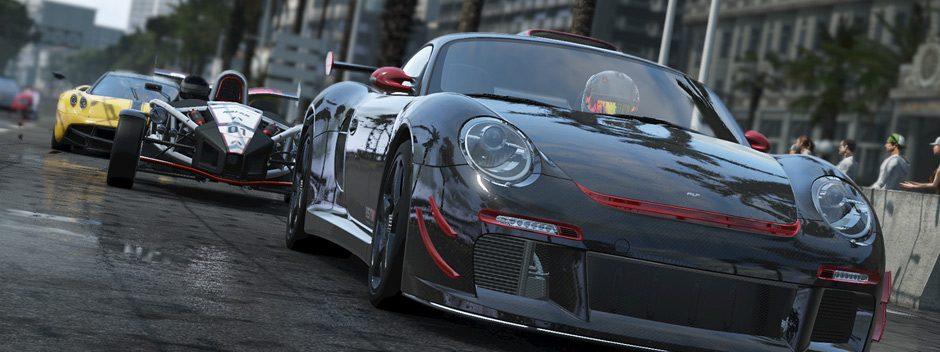 Una prima occhiata a Project CARS per PS4