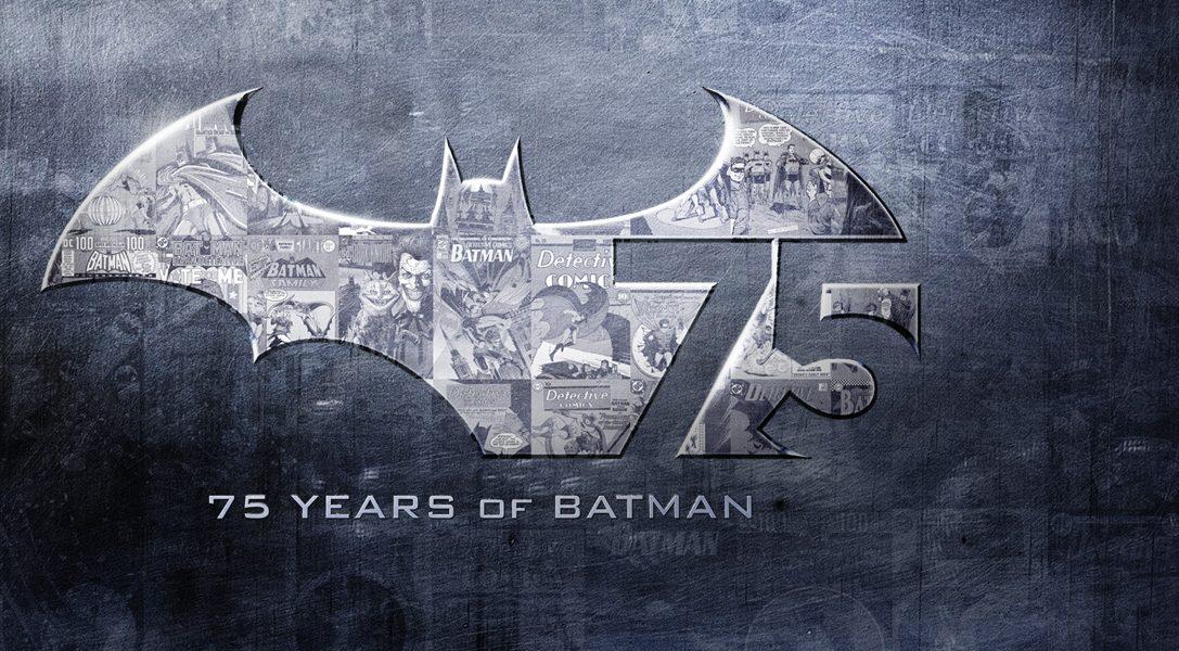 Da oggi grandi sconti sui giochi di Batman sul PlayStation Store