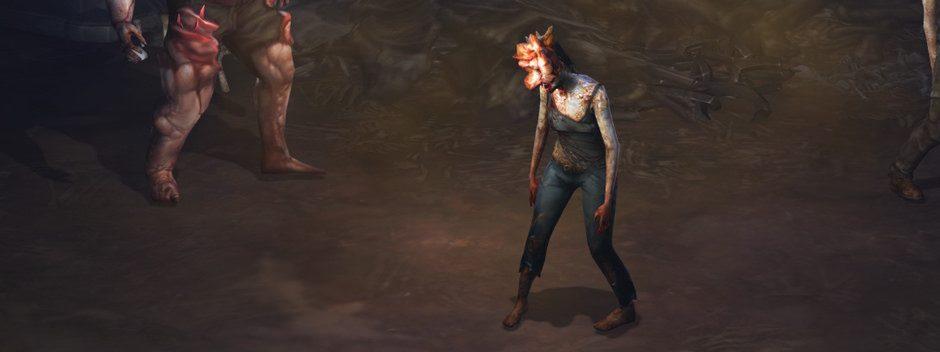 Scopriamo come i Clicker di The Last of Us si sono introdotti in Diablo III Reaper of Souls: Ultimate Evil Edition
