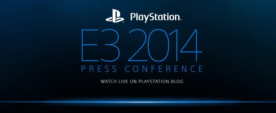 E3 2014 – Dove seguire la conferenza PlayStation