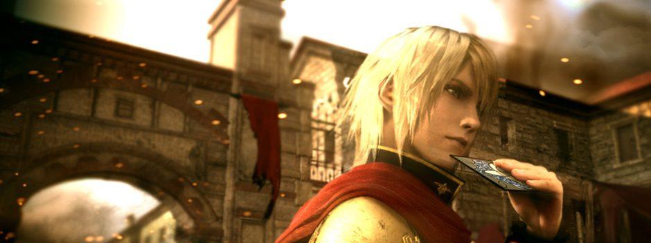 Final Fantasy Type-0 HD in arrivo su PS4