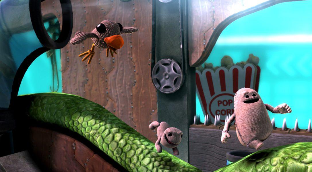 LittleBigPlanet 3 presto in arrivo su PS4