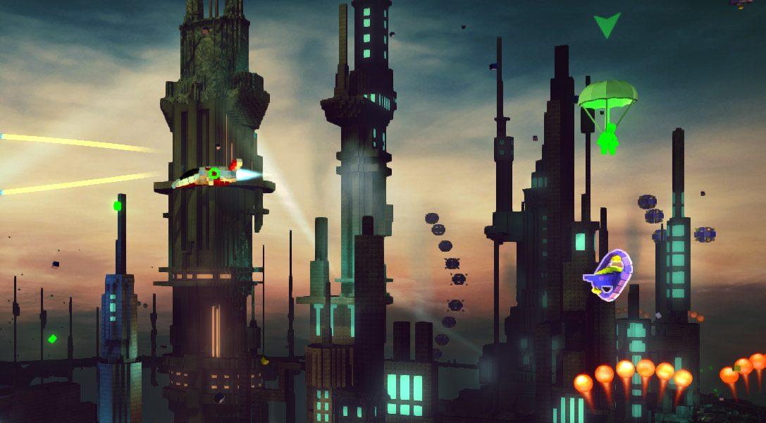 Il DLC RESOGUN: Heroes aggiungerà nuove modalità di gioco il mese prossimo
