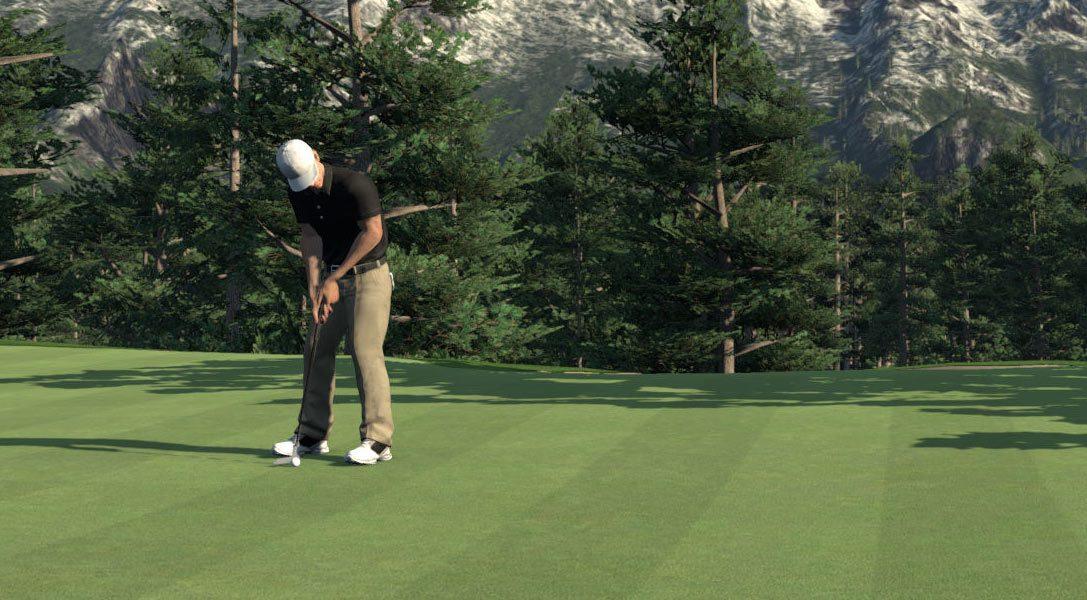 The Golf Club – Presto in arrivo su PS4 la simulazione sportiva procedurale