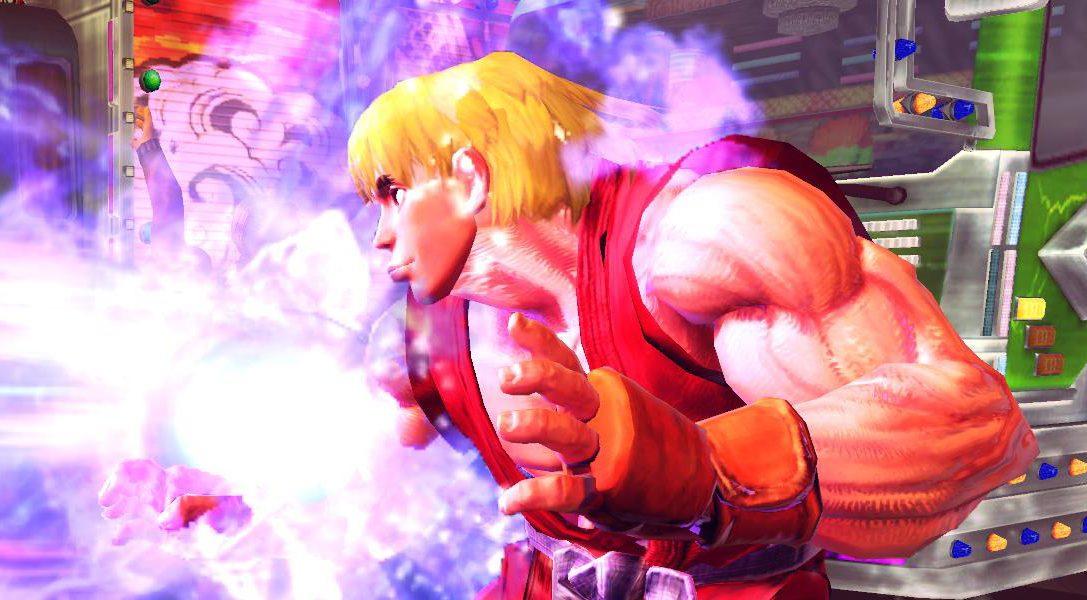 Aggiornamento PlayStation Store: Ultra Street Fighter IV, PS Vita Pets e altro!