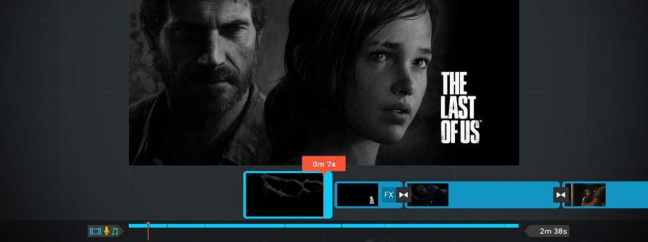 SHAREfactory si aggiorna domani, tema di The Last of Us Remastered aggiunto