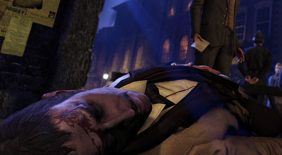 Il nuovo trailer di Sherlock Holmes: Crimes and Punishments presenta il gameplay per PS4