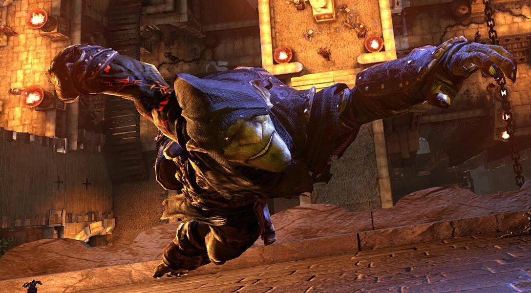 Una panoramica sull'avventura stealth Styx, prossimamente su PS4