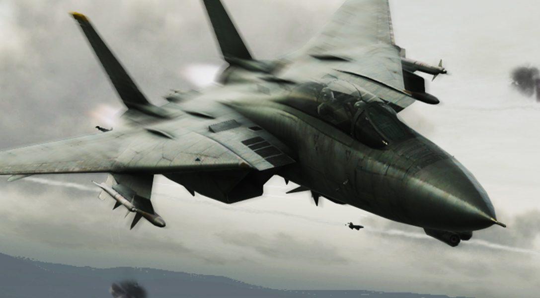 Ace Combat Infinity si arricchisce di nuovi contenuti e propone l'evento Team Deathmatch