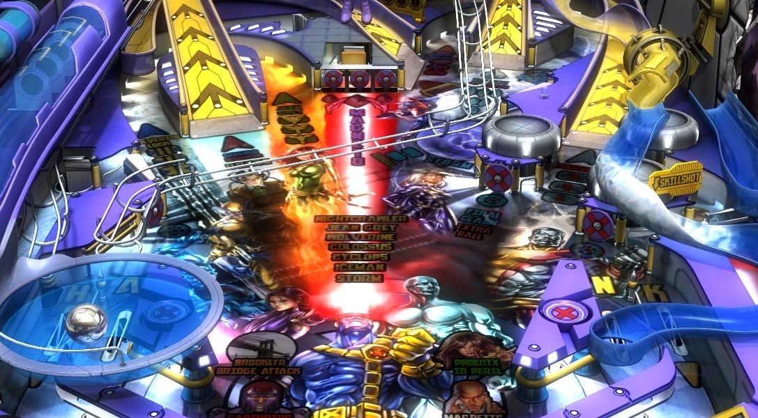 Grande aggiornamento dei tavoli di Zen Pinball 2 per PS4 atteso la prossima settimana