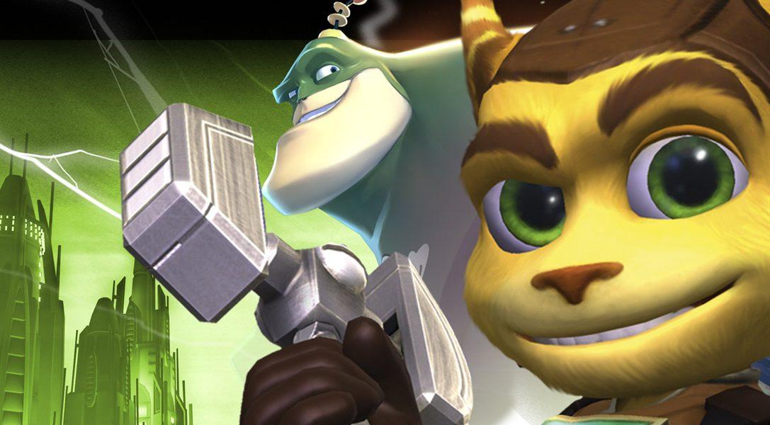 Ratchet & Clank Trilogy disponibile da oggi su PS Vita