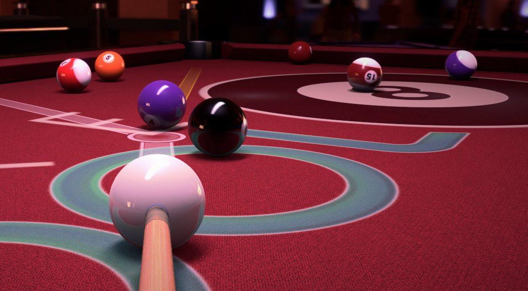 Pure Pool esce domani per PS4