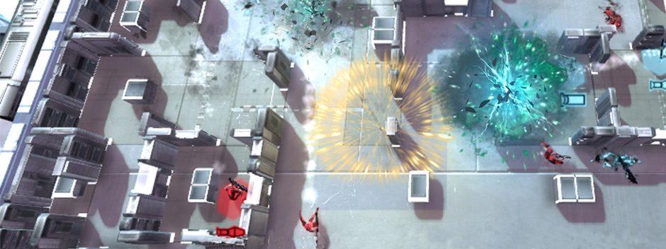 Frozen Synapse per PS Vita cambia nome!