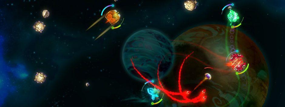 In Space We Brawl porterà una dose di caos cooperativo a casa tua su PS3 e PS4