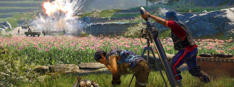 Un conflitto del mondo reale ha ispirato Far Cry 4
