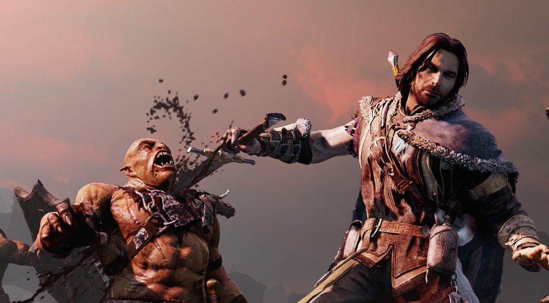 Prova La Terra di Mezzo: L'ombra di Mordor su PS4