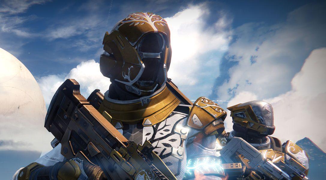 Nuovo trailer di Destiny – Mappe esclusive PlayStation, armi e attrezzature in dettaglio