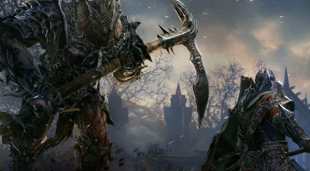 Quanto è difficile il GdR d'azione per PS4 Lord of the Fallen?