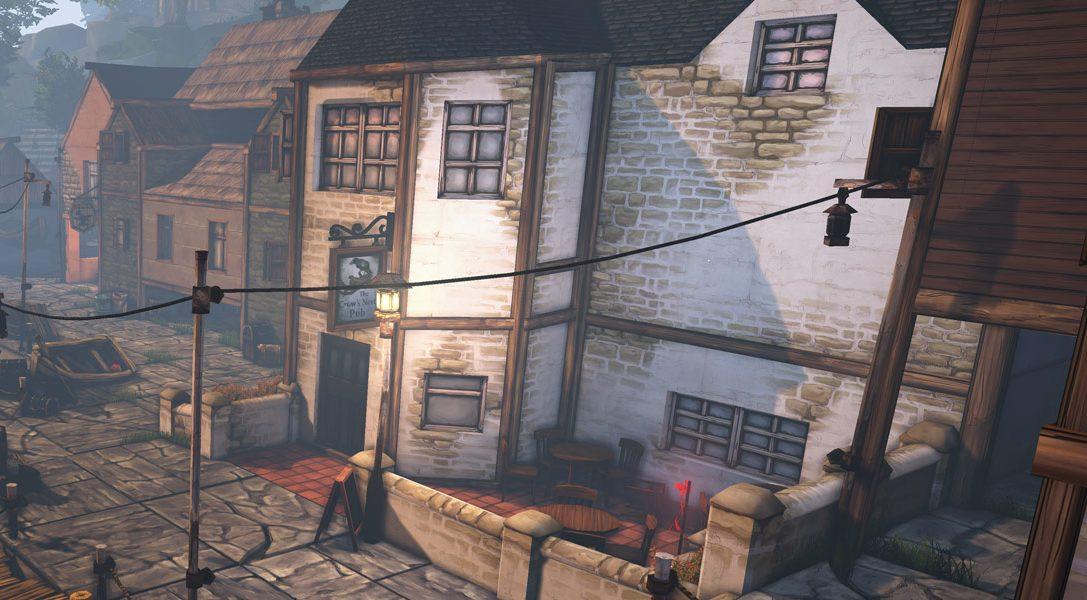 L'avventura d'esplorazione Ether One sta per arrivare su PS4