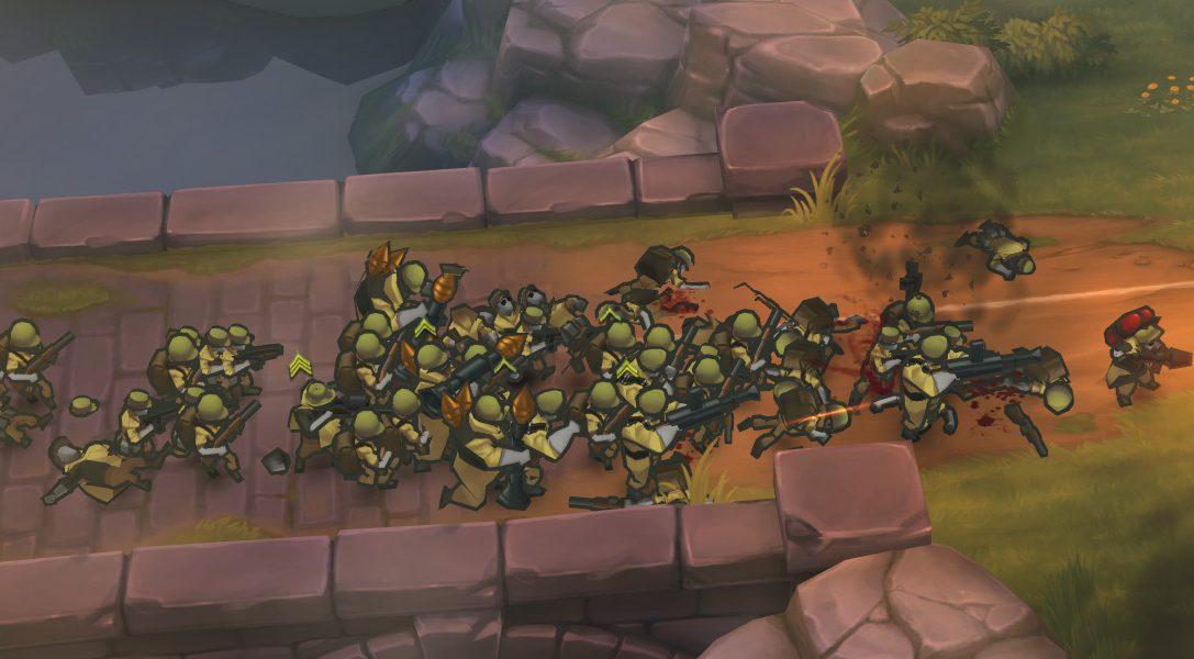 Nuovo trailer di GUNS UP!, il gioco di azione e strategia per PS3/PS4/PS Vita