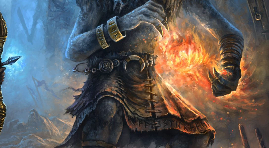 Il GDR fantasy Runemaster farà il suo debutto per console su PS4