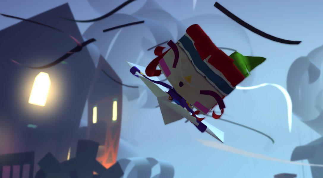 Tearaway Unfolded per PS4 presentato alla Gamescom 2014