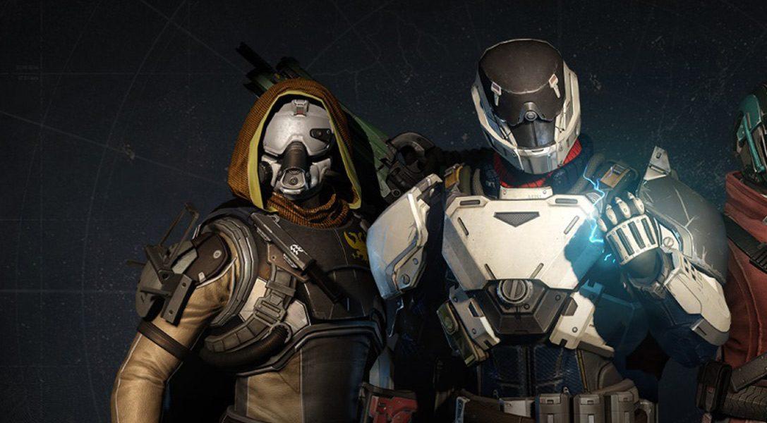 Il nuovo trailer di Destiny