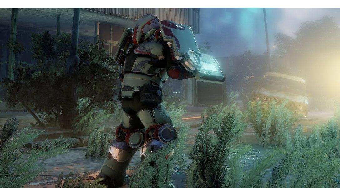 Alienation annunciato alla Gamescom 2014
